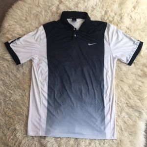 c962c977 Nike Shirts | Team Drifit Iowa Hawkeyes Black Polo Shirt M | Poshmark